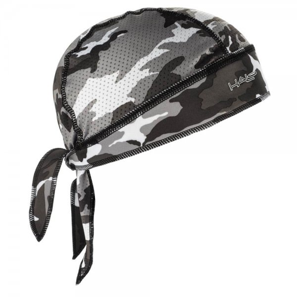 Halo Protex Bandana Camo Grey