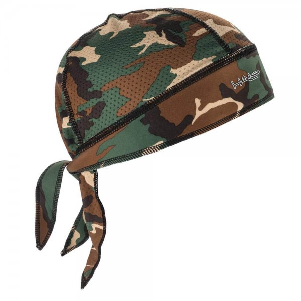 Halo Protex Bandana Camo Green